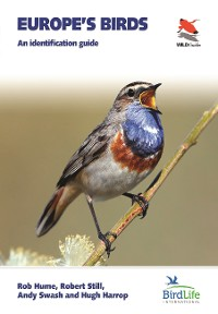 Cover Europe's Birds