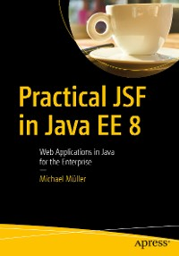 Cover Practical JSF in Java EE 8