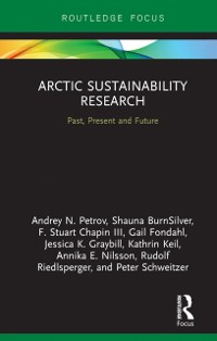 Cover Arctic Sustainability Research