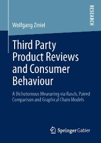 Cover Third Party Product Reviews and Consumer Behaviour