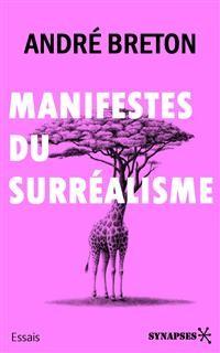 Cover Manifestes du Surréalisme
