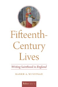 Cover Fifteenth-Century Lives