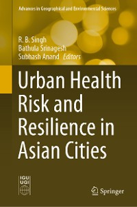 Cover Urban Health Risk and Resilience in Asian Cities