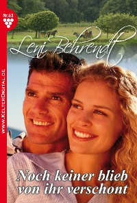 Cover Leni Behrendt 63 - Liebesroman