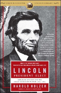 Cover Lincoln President-Elect