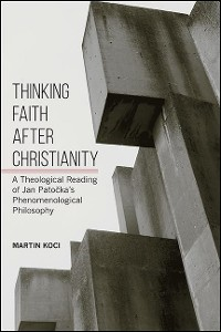 Cover Thinking Faith after Christianity