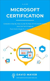 Cover Microsoft Certification