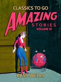 Cover Amazing Stories Volume 51