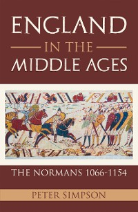 Cover England in the Middle Ages