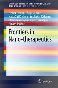 Cover Frontiers in Nano-therapeutics