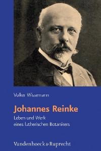 Cover Johannes Reinke