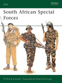 Cover South African Special Forces