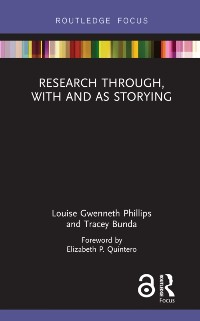 Cover Research Through, With and As Storying