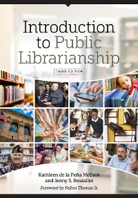 Cover Introduction to Public Librarianship