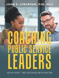 Cover Coaching Public Service Leaders