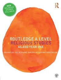 Cover Routledge A Level Religious Studies