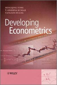 Cover Developing Econometrics