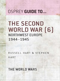 Cover The Second World War, Volume 6