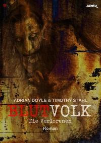 Cover BLUTVOLK, Band 9: DIE VERLORENEN