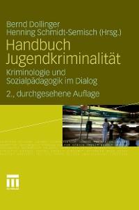 Cover Handbuch Jugendkriminalität