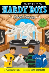 Cover Fossil Frenzy