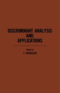 Cover Discriminant Analysis and Applications