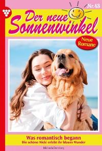 Cover Der neue Sonnenwinkel 43 – Familienroman
