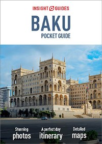Cover Insight Guides Pocket Baku (Travel Guide eBook)