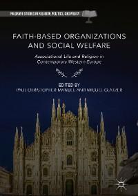 Cover Faith-Based Organizations and Social Welfare