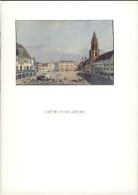 Cover Goethe in Heilbronn