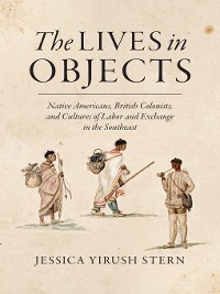 Cover The Lives in Objects