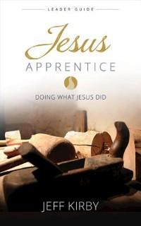 Cover Jesus Apprentice Leader Guide