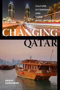 Cover Changing Qatar