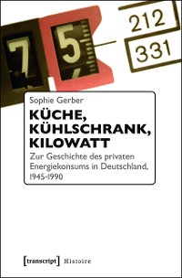 Cover Küche, Kühlschrank, Kilowatt