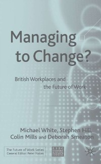 Cover Managing To Change?