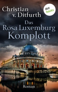 Cover Das Rosa-Luxemburg-Komplott