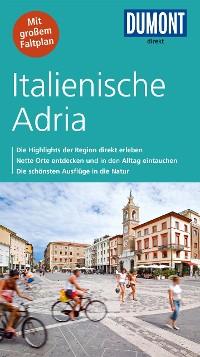 Cover DuMont direkt Reiseführer Italienische Adria