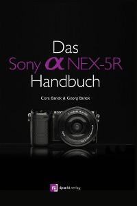 Cover Das Sony Alpha NEX-5R Handbuch