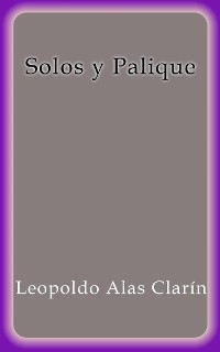 Cover Solos y Palique