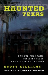 Cover Haunted Texas