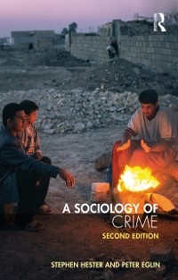 Cover Sociology of Crime