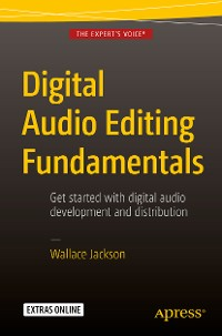Cover Digital Audio Editing Fundamentals