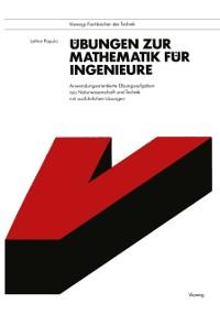 Cover Ubungen zur Mathematik fur Ingenieure