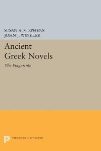 Cover Ancient Greek Novels