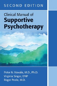 Cover Clinical Manual of Supportive Psychotherapy