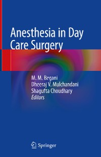 Cover Anesthesia in Day Care Surgery