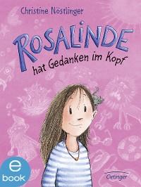 Cover Rosalinde hat Gedanken im Kopf