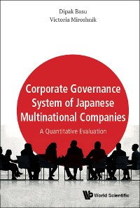 Cover Corporate Governance System of Japanese Multinational Companies