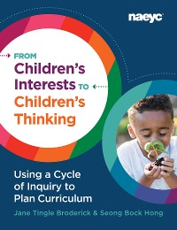Cover From Children's Interests to Children's Thinking