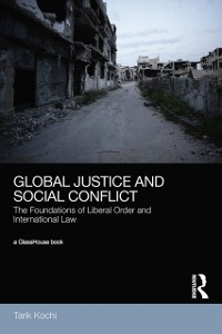Cover Global Justice and Social Conflict